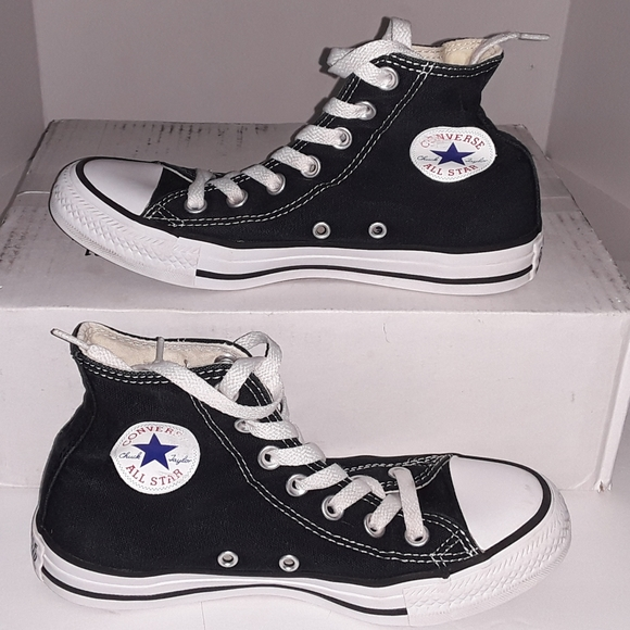 Converse Other - COPY - Converse Chuck Taylor Black/White Hightop …